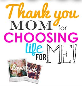 Remember Your Mother for Mothers Day. She Gave You Life