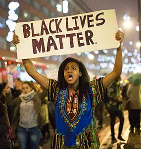 black lives matter movement and afrofuturism comparison Hip hop is a subculture and art movement developed by  jamaican hip hop subject matter is often  genres that empower black youth [200] hip hop has been.