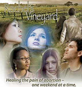 Rachel's Vineyard Retreats – A Scripture Based Weekend Retreat.