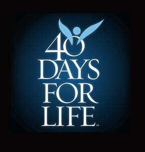 40 Days For Life Nationwide Campaign