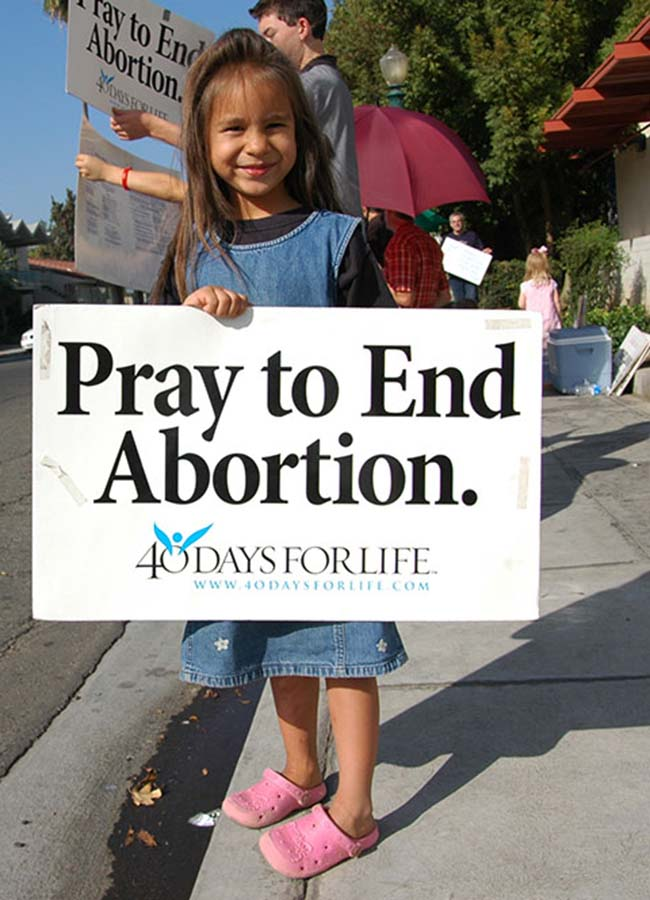 40 Days for Life Bremerton