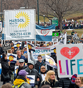 Over 100 January Marches for Life Events and Activities Across America