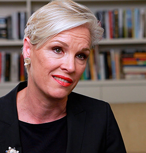 Cecile Richards was the most devoted practitioner of Planned Parenthood's 'out of sight, out of mind' mantra to cover up their barbaric abortion business