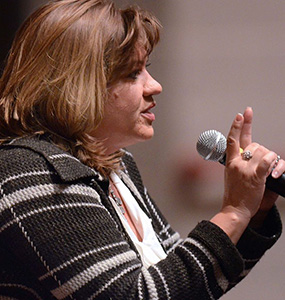Pam Stenzel Chastity Talk for Families